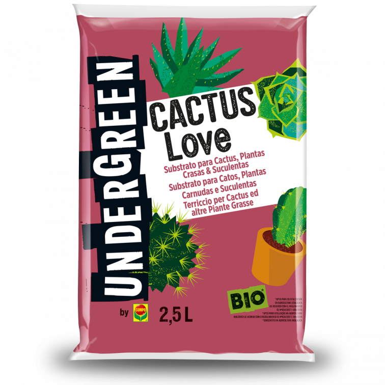 Cactus Love Substrato