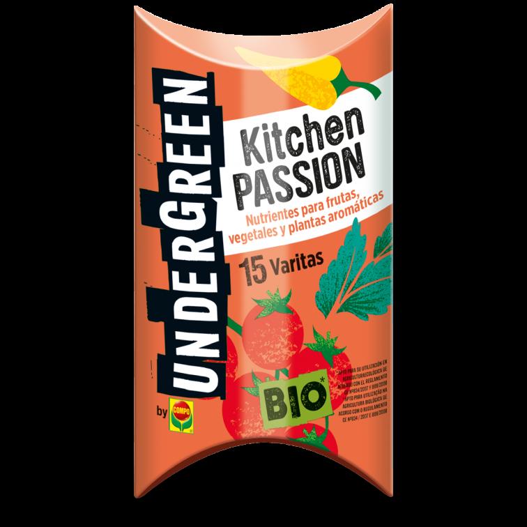 Kitchen Passion Nutrientes